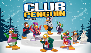 Club Penguin Mascots