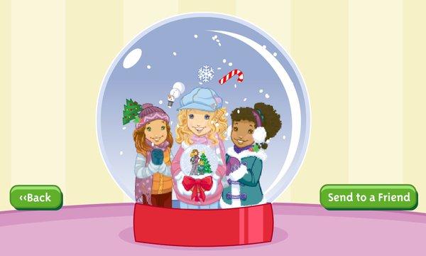 Create a Snow Globe