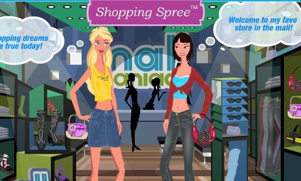 My Scene Shopping Spree