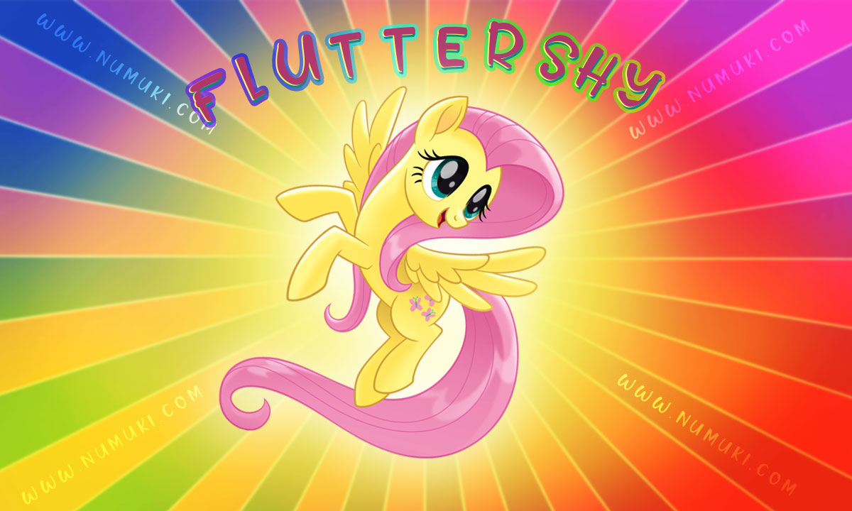 My Little Pony - Fluttershy