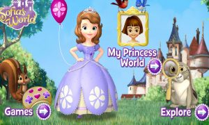 Sofia the First Royal Games