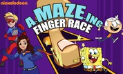 Play Nickelodeon: A-MAZE-ing Finger Race | NuMuKi