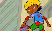 Play American Dragon: All Star Skate Park | NuMuKi