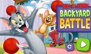 Play Tom and Jerry: Backyard Battle | NuMuKi