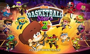 Play Nickelodeon: Basketball Stars 2 | NuMuKi
