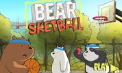 Play We Bare Bears: Bearsketball | NuMuKi