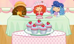 Play Strawberry Shortcake: Berrylicious Bake-Off | NuMuKi