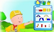 Play Building with Caillou | NuMuKi