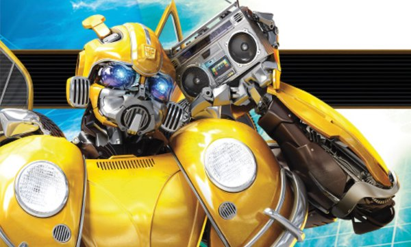 Bumblebee's Music Mix