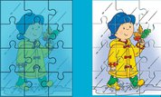 Play Caillou Puzzle | NuMuKi