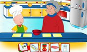 Caillou the Cook