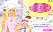 Play Barbie: Cakery Bakery | NuMuKi