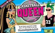 Casketball Queen