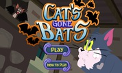 Play Tom and Jerry: Cat's Gone Bats | NuMuKi