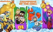 Play Nickelodeon: Champions of the Chill | NuMuKi