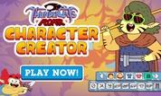 Play ThunderCats Roar: Character Creator | NuMuKi
