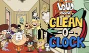 Play The Loud House: Clean-o-Clock | NuMuKi