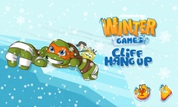 Play Nickelodeon Winter Games: Cliff Hang Up | NuMuKi