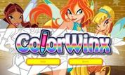Play Winx Club: Color Winx | NuMuKi