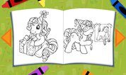 Play My Little Pony: Coloring Book | NuMuKi