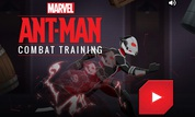 Play Ant-Man: Combat Training | NuMuKi
