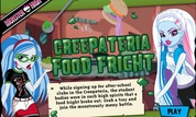 Play Monster High: Creepateria Food Fright | NuMuKi