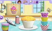 Play Sofia the First: Cupcake Party | NuMuKi