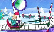 Play Disney Channel Sled-o-Rama | NuMuKi