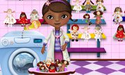 Play Doc McStuffins: Washing Dolls | NuMuKi