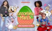 Play Nickelodeon: Eggcellent Match | NuMuKi