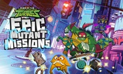 Play Rise of the Teenage Mutant Ninja Turtles: Epic Mutant Missions | NuMuKi