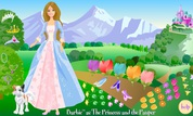 Play Barbie as The Princess and the Pauper: Erika Dress Up   NuMuKi