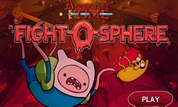 Play Adventure Time: Fight-O-Sphere | NuMuKi