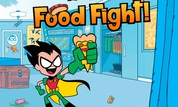 Play Teen Titans Go!: Food Fight | NuMuKi
