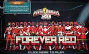 Play Power Rangers 20th Anniversary: Forever Red | NuMuKi