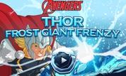 Play Thor: Frost Giant Frenzy | NuMuKi