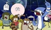 Play Regular Show: Galaxy Escape: Rescue Squad Impossible | NuMuKi