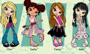 Play Bratz Kids: Gettin' Ready | NuMuKi
