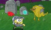 Play SpongeBob SquarePants: Ghost Slayer | NuMuKi