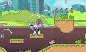 Play Teen Titans Go!: Grab that Grub | NuMuKi
