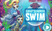 Play Monster High: Great Scarrier Swim | NuMuKi