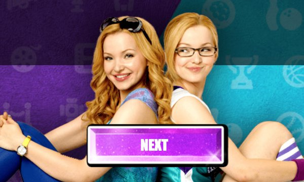 Play Are you Liv or Maddie?