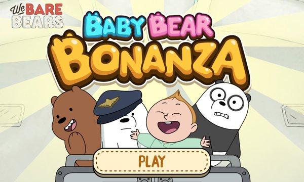 Play Baby Bear Bonanza