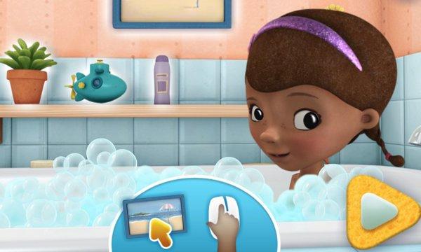Play Bathtime