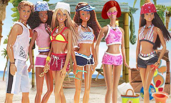 Cali Girl: Beach Blast | NuMuKi