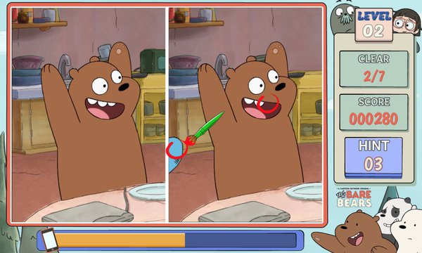 Play Beary Spot On