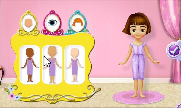 Sofia the First: Create Your Princess   NuMuKi