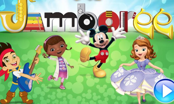 Play Disney Junior Jamboree