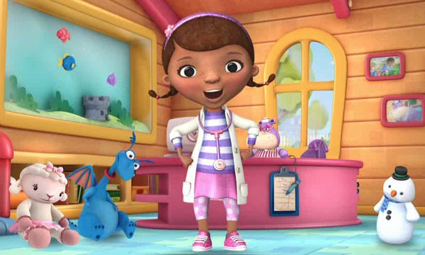 Play Doc McStuffins Clinic