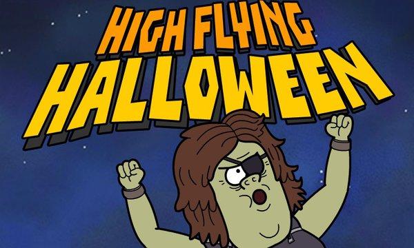 Play High Flying Halloween